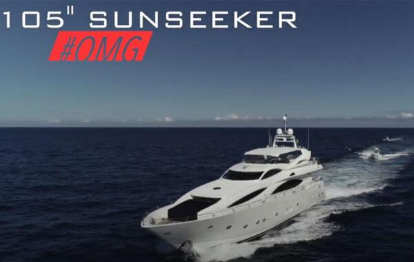 105-sunseeker yacht